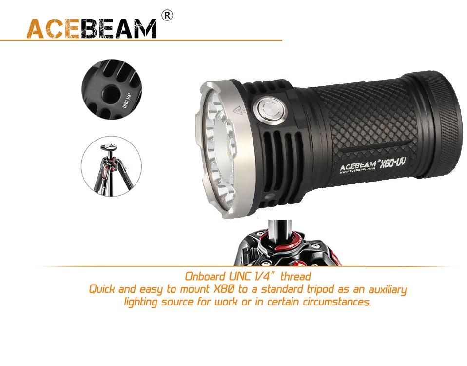 acebeam-x80 uv