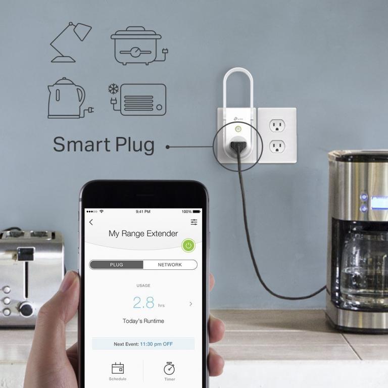 ▷ TP-LINK RE270K Range Extender WiFi Plug
