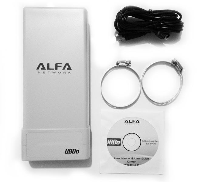 alfa network driver software