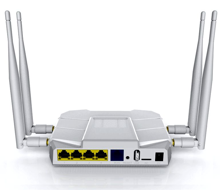 router gigabit ac wifi