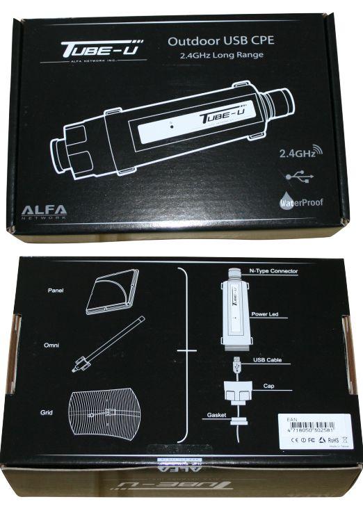 alfa tbe uv 4718050302581