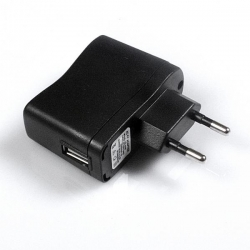 AC EU Wall charger plug power adapter to USB mobile phone mp3 5v