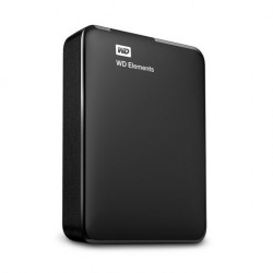 "Disque dur 3 to WD Elements 2017 2.5"" USB 3.0 Noir"