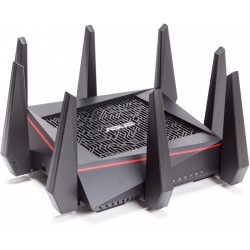 RT-AC5300 ASUS WiFi router AC MU-MIMO Gigabit tri-band games GPN