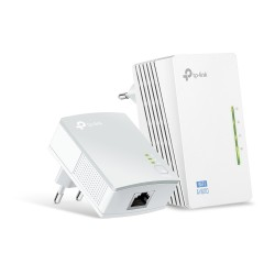 TL-WPA2220KIT El Kit Extensor Powerline PLC WiFi AV600