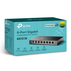 TL-SG108E Easy Smart Switch 8 ports Gigabit