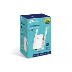 TP-Link RE305 repeater WiFi Extender Coverage, dual band AC1200