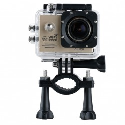 Camara Sumergible Deportiva HD 1080p mini DV control WIFI 14MP