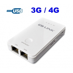 BL-WR1210G 3G 4G WIFI portable Router 2000mAh Power Bank