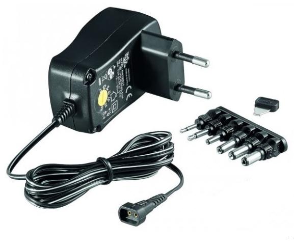 fuente cargador bateria: