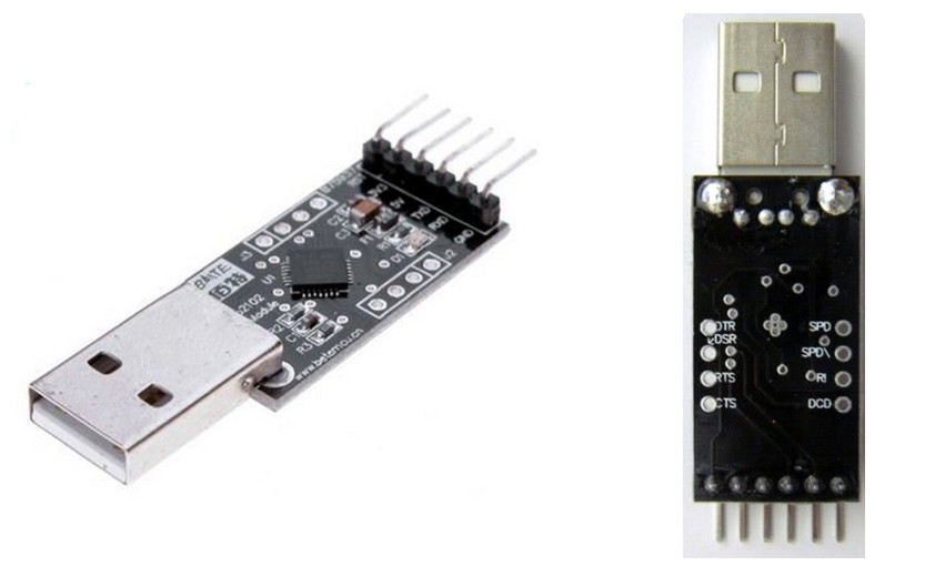 US232R USB to RS232 Serial Port Cable Driver Installation