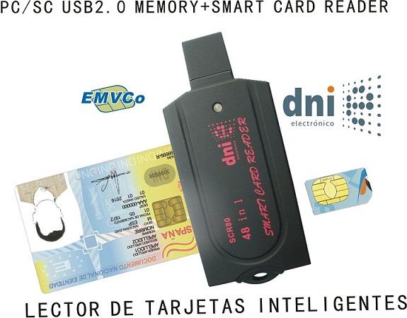 lector de tarjeta plug and play en amazon