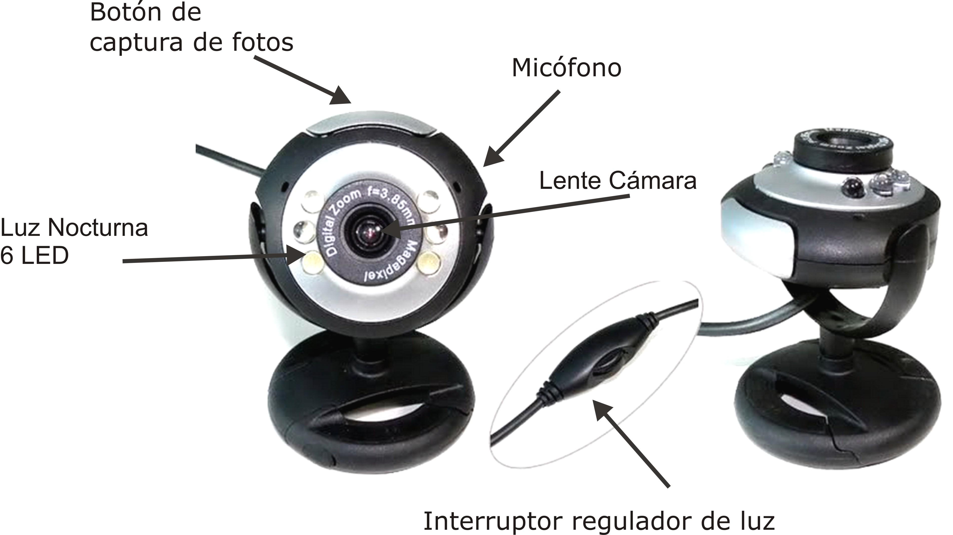 Graybar video con camera webcam